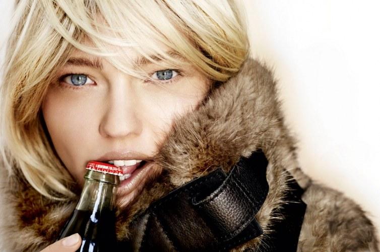 Saša Pivovarova e le altre più belle modelle russe