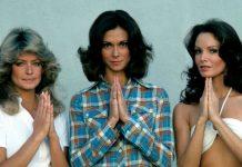 Le Charlie's Angels, veri simboli della moda (e delle acconciature) dei tardi anni '70