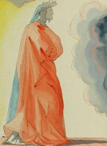 L'illustrazione di Salvador Dalí