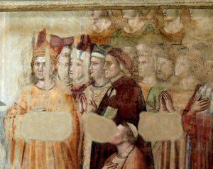 Il ritratto di Dante ad opera di Giotto