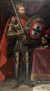 Alfonso I, primo re del Portogallo