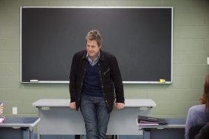 """Hugh Grant nei panni di un insegnante in """"Professore per amore"""""""