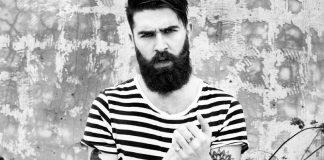 Chris John Millington, uno dei più famosi modelli con la barba