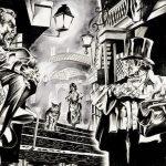Una illustrazione recente di Gene Colan