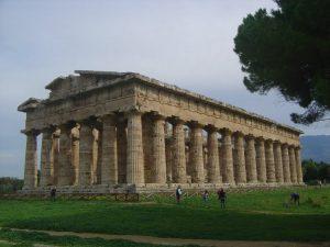 Il Tempio di Era o di Nettuno a Paestum