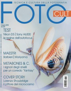 Foto Cult, una rivista che è ormai da vari anni una sicurezza