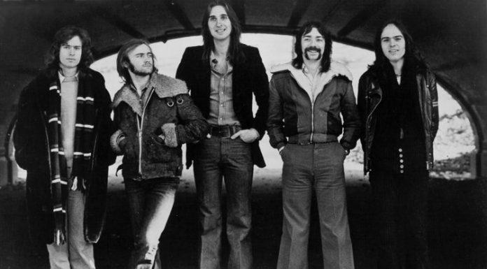 I Genesis nei primi anni '70
