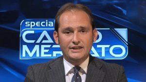 Gianluca Di Marzio, il grande esperto di calciomercato di Sky