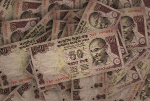 Le rupie indiane