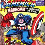 Il numero di Captain America che segnò il ritorno di Kirby alla Marvel
