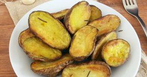 Le patate saltate preparate secondo la ricetta di Ramsay