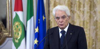 Sergio Mattarella, dodicesimo Presidente della Repubblica italiana