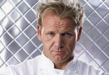 Gordon Ramsay, cuoco, autore di libri di ricette e personaggio televisivo