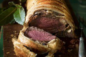 Il filetto alla Wellington preparato secondo la ricetta di Gordon Ramsay