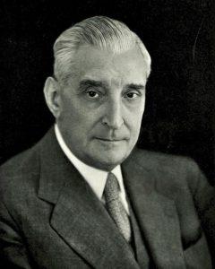 António de Oliveira Salazar, dittatore portoghese