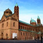 La Cattedrale di Spira, in Germania, in tutta la sua monumentale bellezza