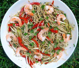L'insalata thailandese
