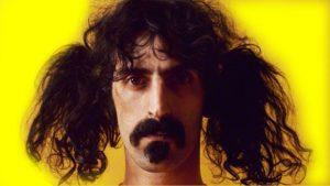 Frank Zappa in una famosa foto