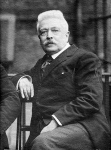 Vittorio Emanuele Orlando nel 1918
