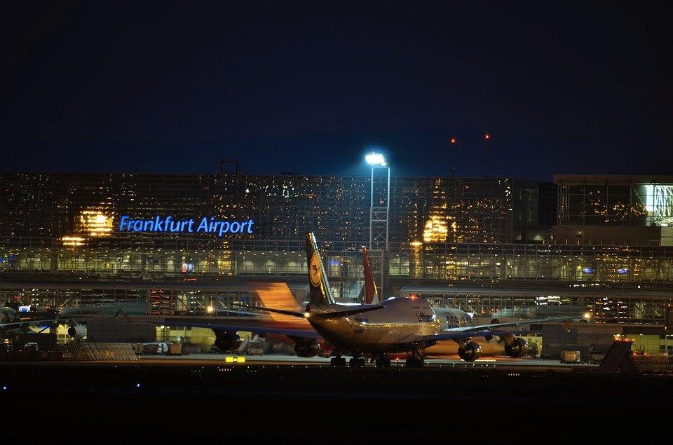 L'Aeroporto di Francoforte, il primo per il traffico merci