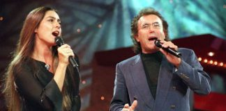 Romina Power e Albano Carrisi nel periodo del loro massimo successo assieme