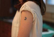 Cinque suggerimenti per tatuaggi piccoli e poco vistosi, ma belli