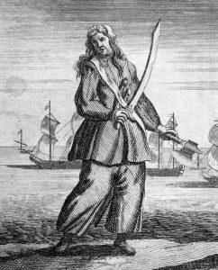 Anne Bonny, la più famosa donna tra i pirati