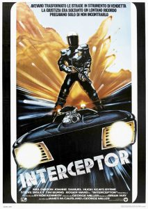 Interceptor, primo capitolo della saga di Mad Max