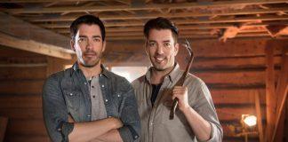 Jonathan e Drew Scott, i gemelli protagonisti di Fratelli in affari