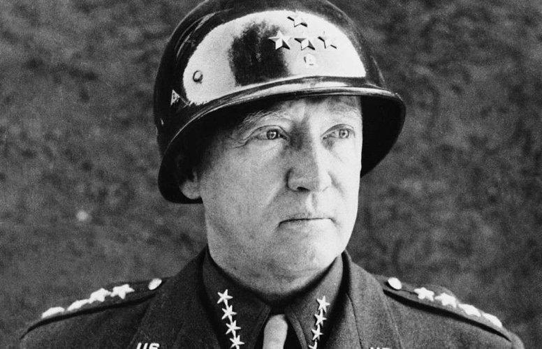 Il proverbiale Generale d'acciaio, George Smith Patton