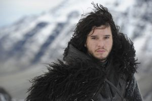 Jon Snow, uno dei personaggi più amati di A Game of Thrones