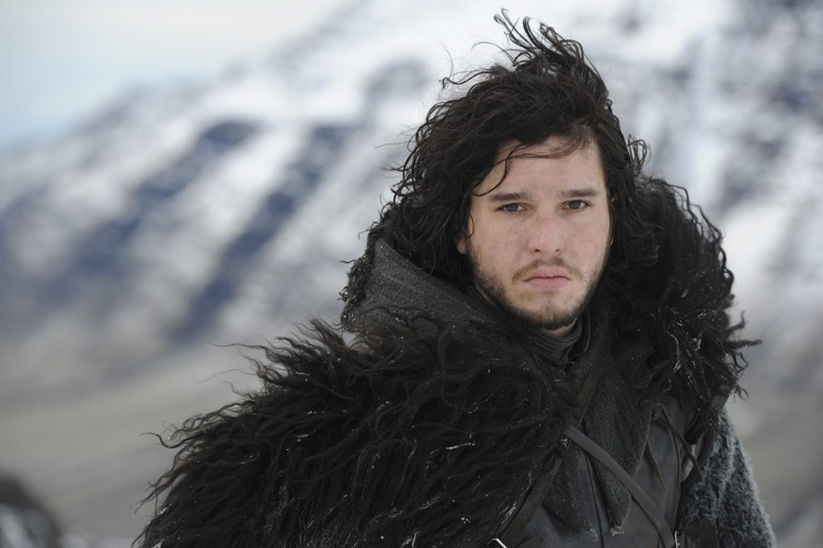 Jon Snow, uno dei personaggi più amati di A Game of Thrones