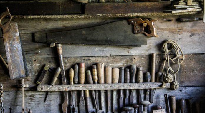 Avete l'hobby del legno? Ecco cinque idee facili da realizzare