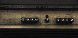 La stazione Colosseo a Roma, parte di una rete che è la seconda più grande tra le metropolitane in Italia