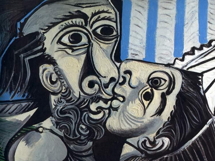 Il bacio di Picasso