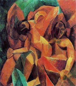 Tre donne di Pablo Picasso