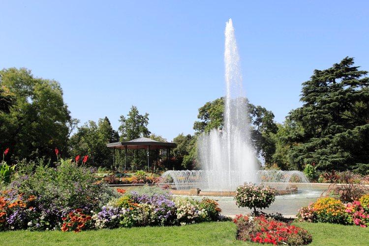 Cinque consigli su cosa vedere a tolosa cinque cose belle - Restaurant jardin des plantes toulouse ...