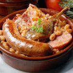 La cassoulet, specialità tipica di Tolosa