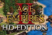 Il logo di Age of Empires II - HD Edition, una delle ultime incarnazioni della saga