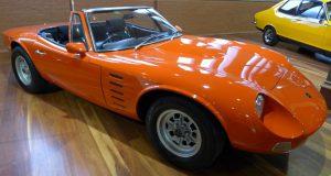 La Bolwell Nagari, una delle più belle auto australiane di sempre