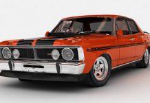 Guida alle migliori auto australiane, a partire dalla Ford XY Falcon