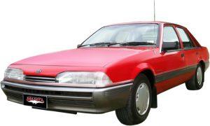 La Holden VL Commodore