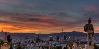 Una meravigliosa panoramica di Barcellona e delle sue cose da vedere