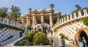 Il magico Parc Güell ideato da Gaudí