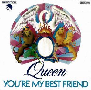 You're My Best Friend, una delle più famose canzoni sull'amicizia, firmata dai Queen