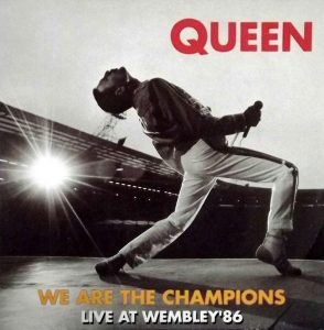 We Are the Champions dei Queen