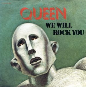 We Will Rock You dei Queen