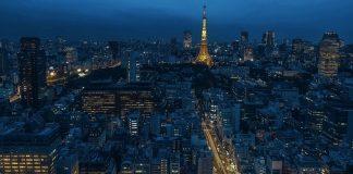 Tokyo, una delle città più estese del mondo