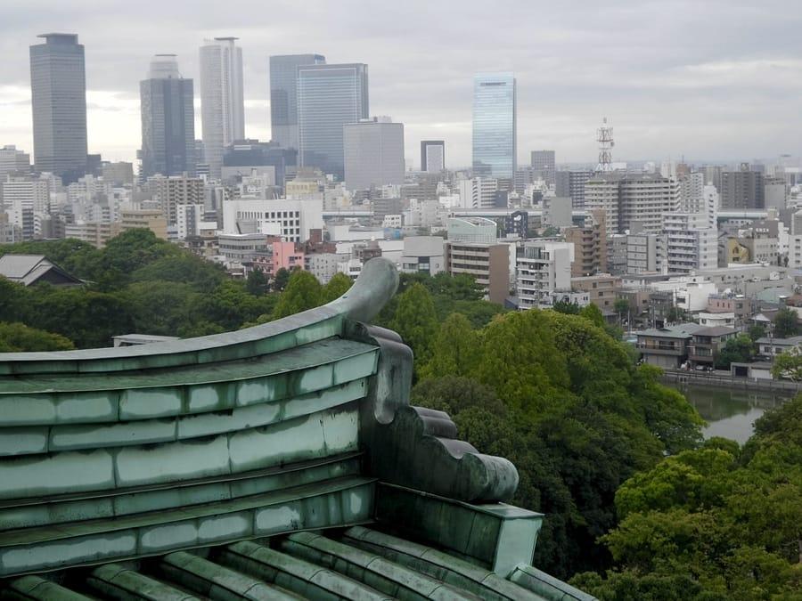 Nagoya, in Giappone