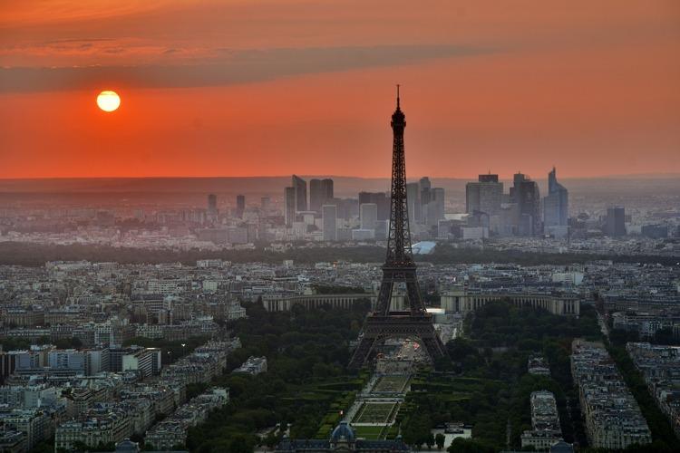 La classifica di tutte le principali città francesi, partendo ovviamente da Parigi